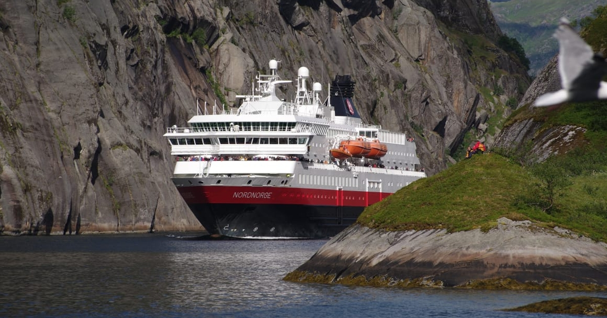 Hurtigruten Partners with Biokraft to Power Ships with Dead Fish
