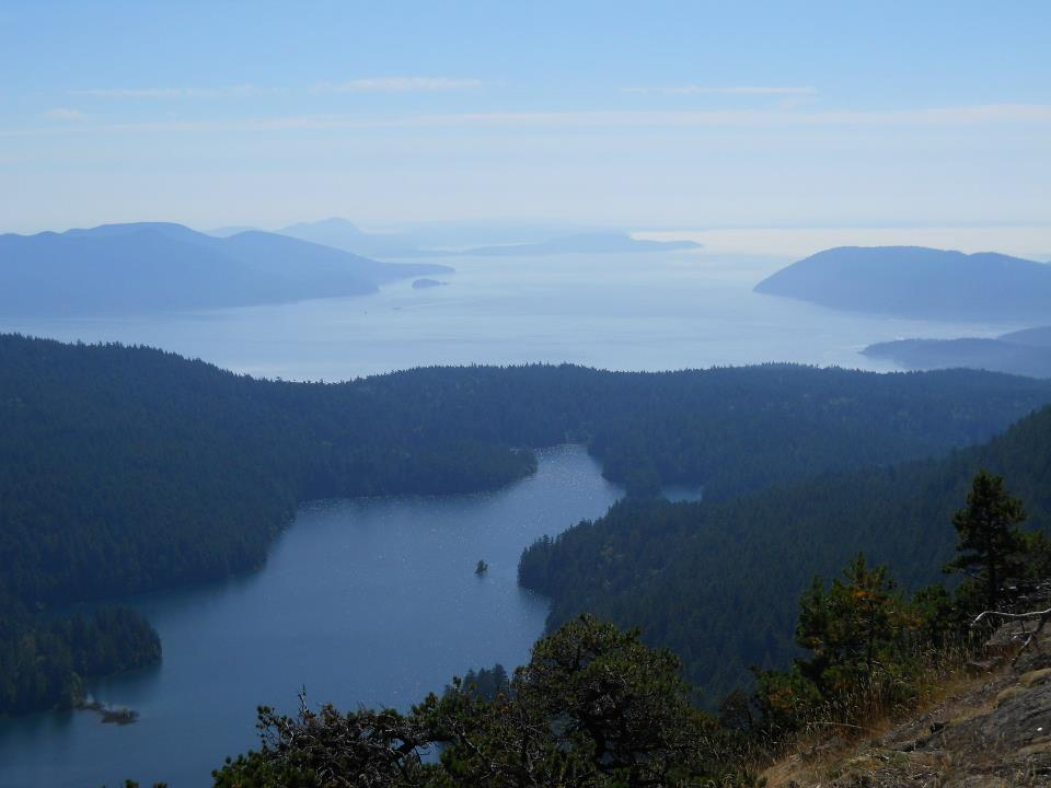 EMBED 1 View from Orcas Island Michelle Bender