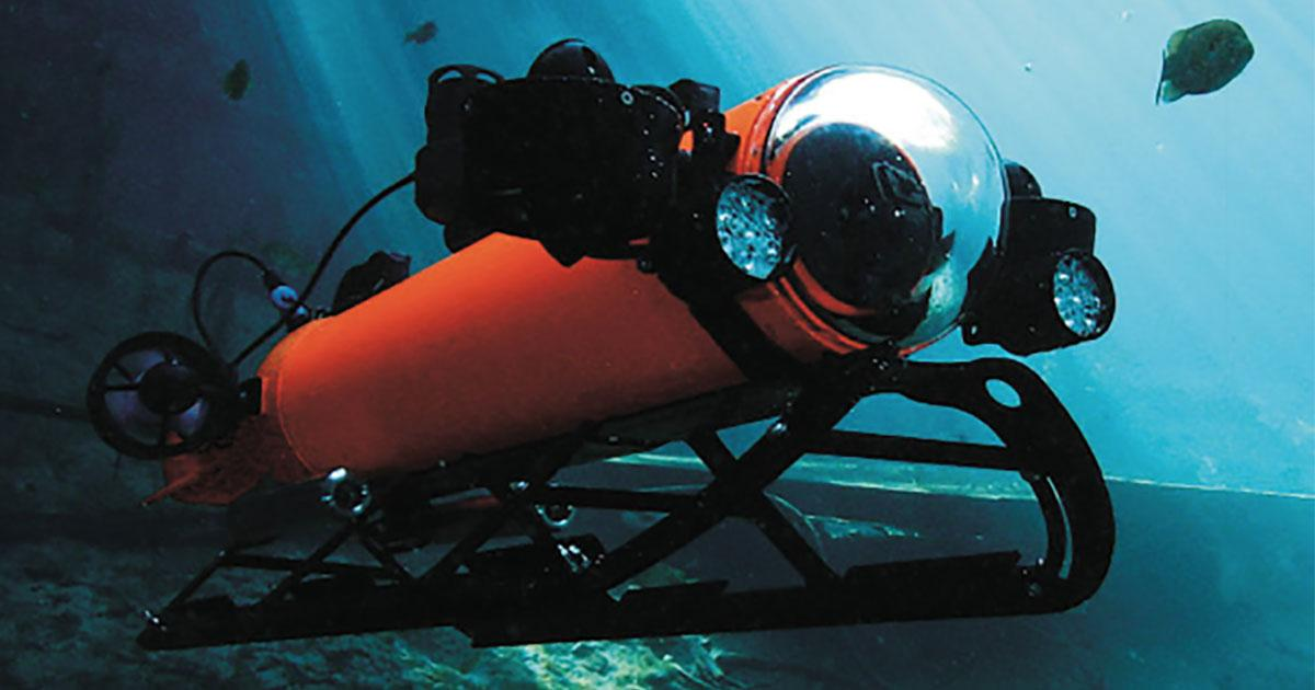 Hybrid AUV /ROV: A Multi-Mission Vehicle Transforming Underwater Exploration and Inspection