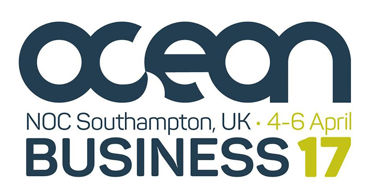 Ocean Business 2019 Bringing Industry Together at Key Networking & Co-located Business Meetings