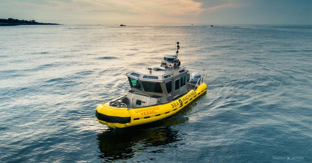 Sea Machines Opens Center in Boston to Lead Development of Surface Marine Autonomy in US
