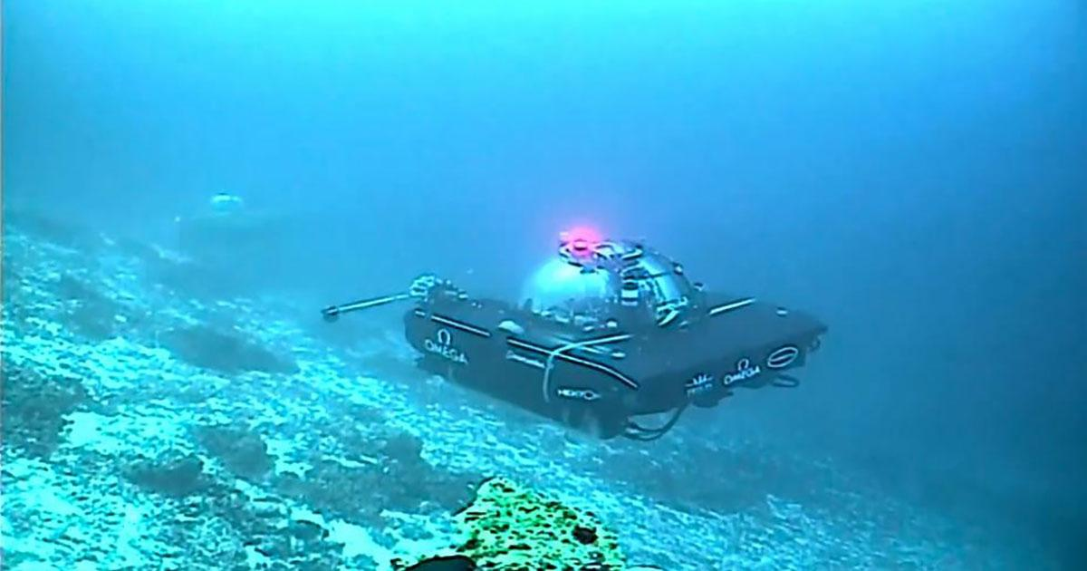 World's First Live Video Broadcast from Underwater Uses Sonardyne's BlueComm