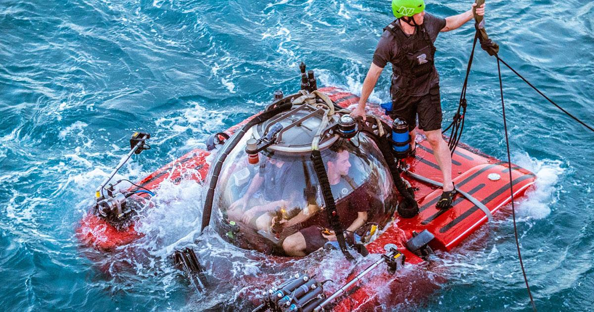 Teledyne Marine Supports NEKTON Deep Ocean Exploration in Seychelles Expedition