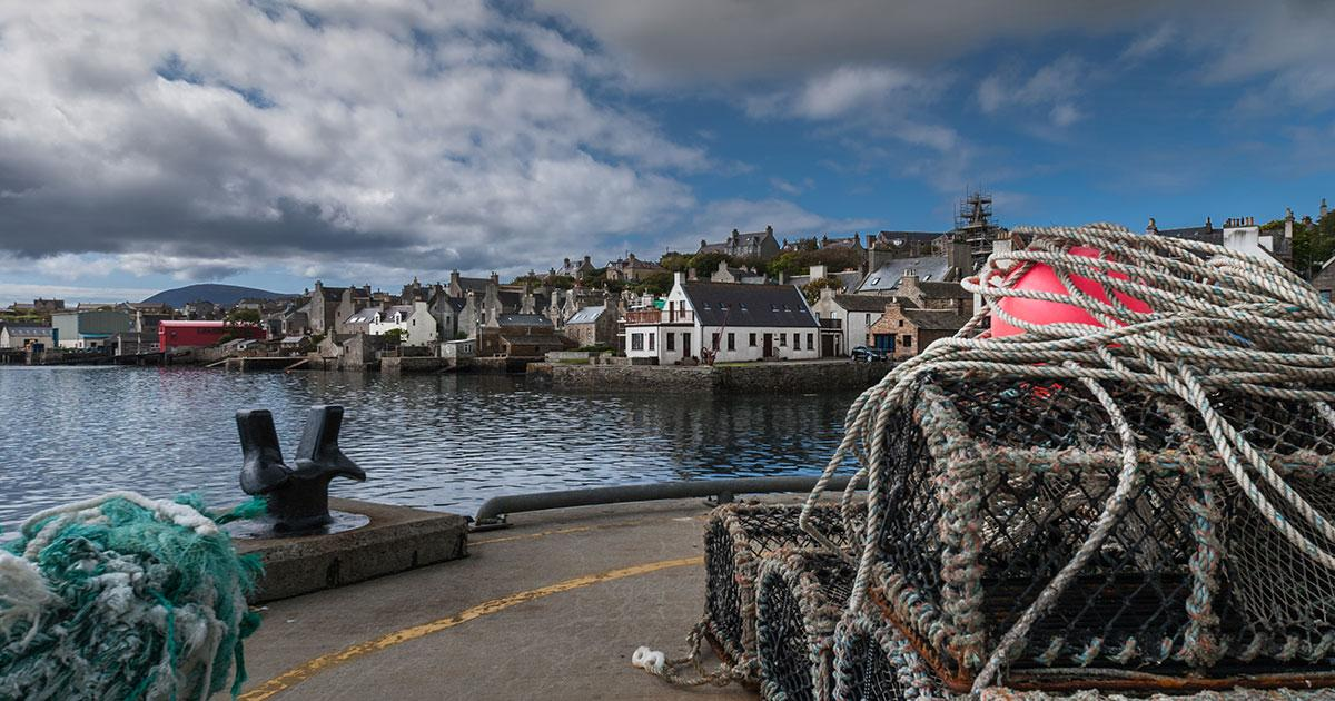 Introducing Sustainability to Orkney's Inshore Fishing Industry