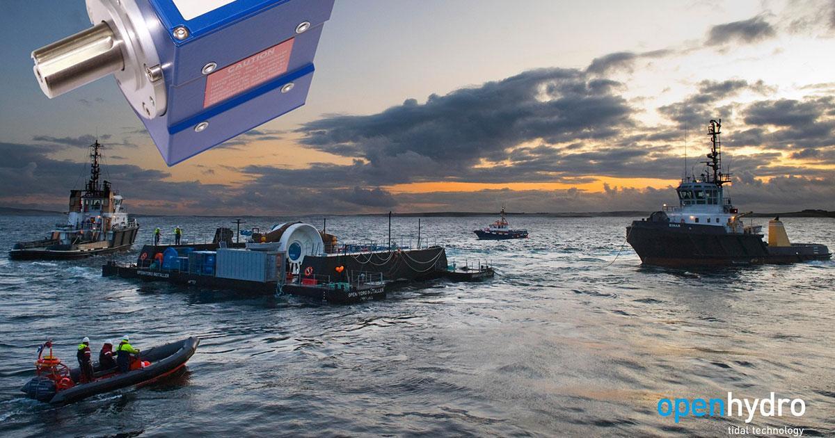 Novel Sensors Aid Tidal Turbine Development | Industry | News