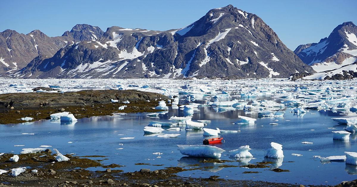 Experts Weight in to Better Understand Effects of Melting Ice Sheets