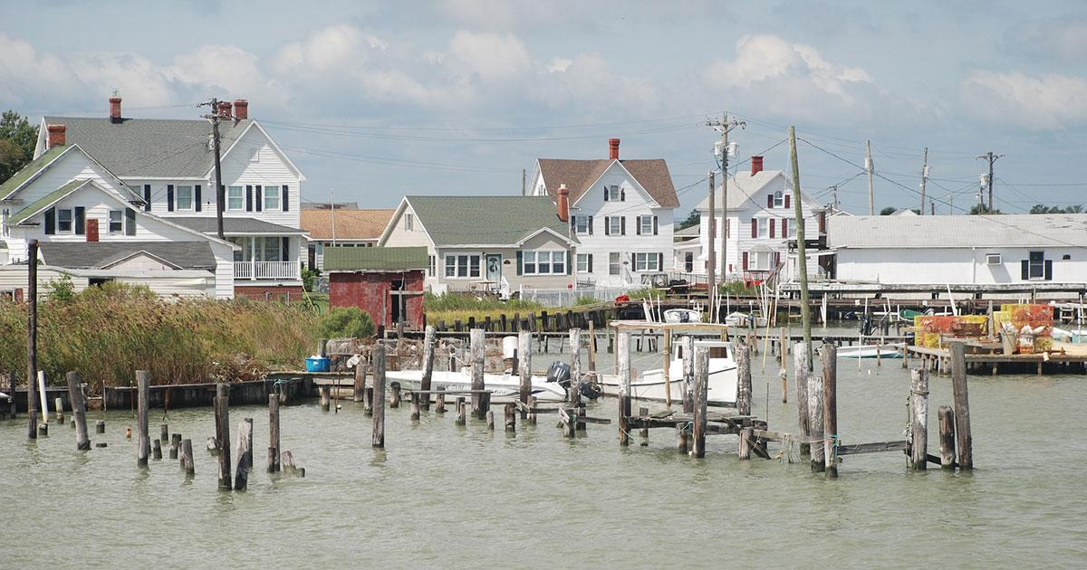 Large Summer 'Dead Zone' Forecast for 2019 in Chesapeake Bay