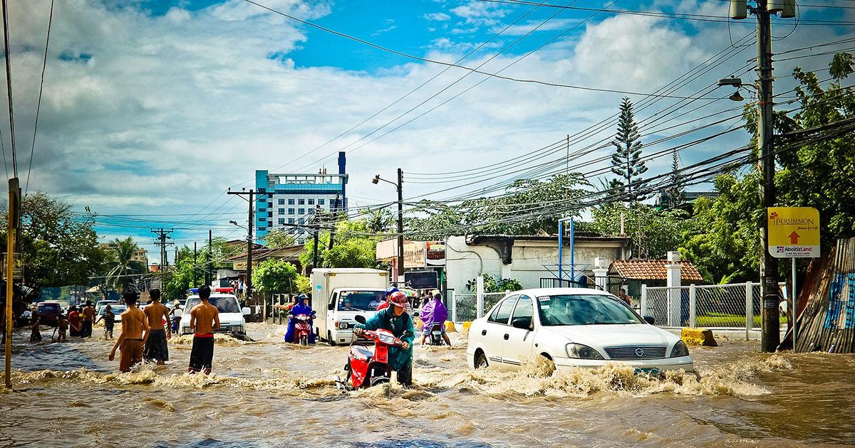 Experts Develop Flood Prediction Model