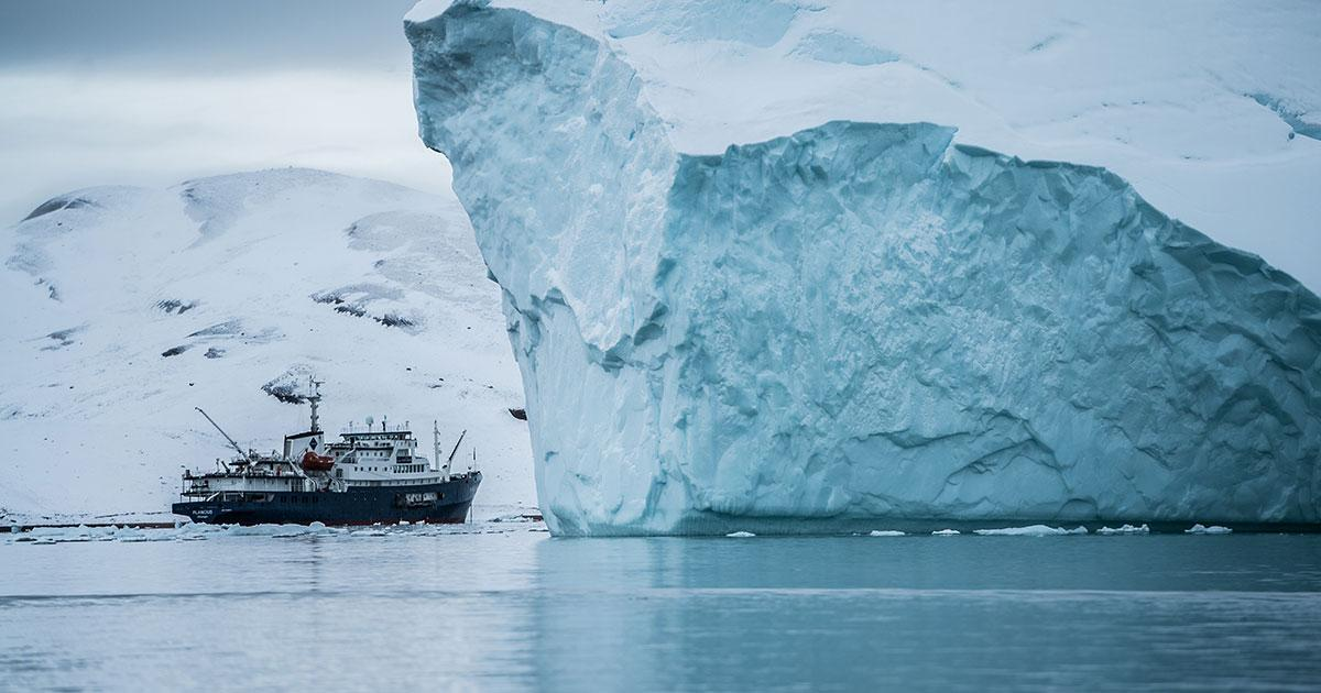 Geoscientists Discover Mechanisms Controlling Greenland Ice