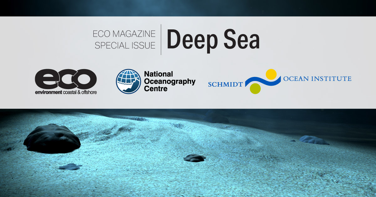 ECO Magazine Announces Special Issue Dedicated to Deep Sea Research