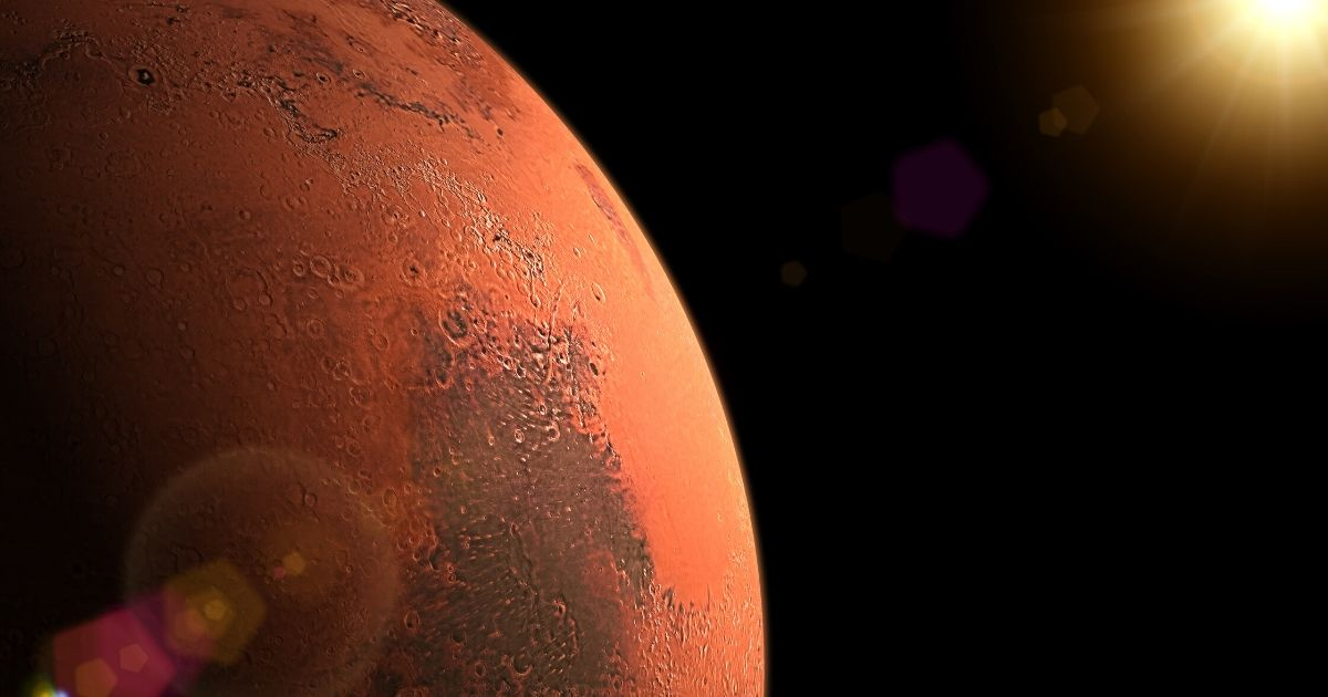 Discovery of Life in Rock Deep Beneath Sea May Inspire New Search for Life on Mars