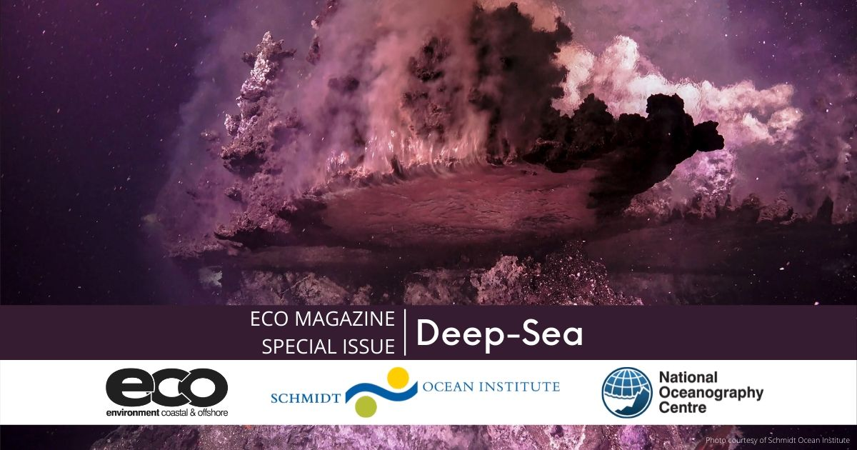 ECO Magazine's Exclusive Edition on Deep-Sea Research and Exploration is Open for Submissions