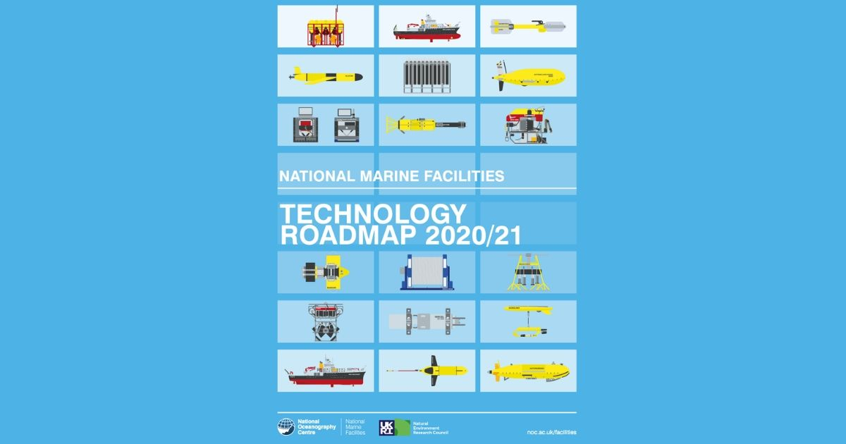 National Marine Facilities Technology Road Map Published