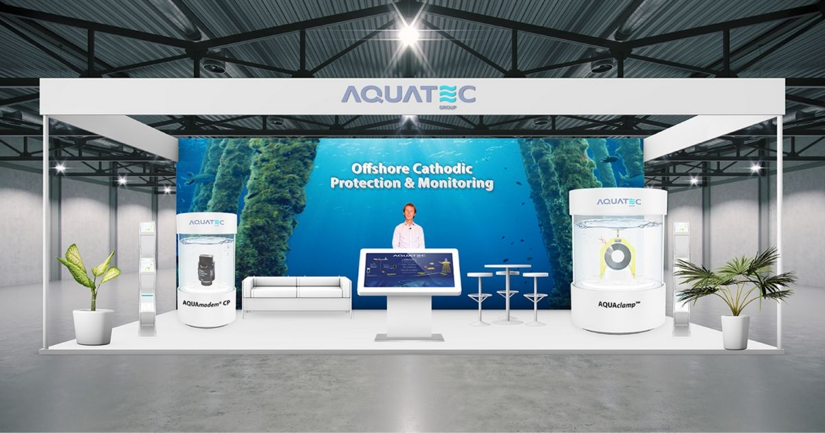 Aquatec Showcases its Cathodic Protection & Monitoring Capabilities in A 'Virtual Booth'