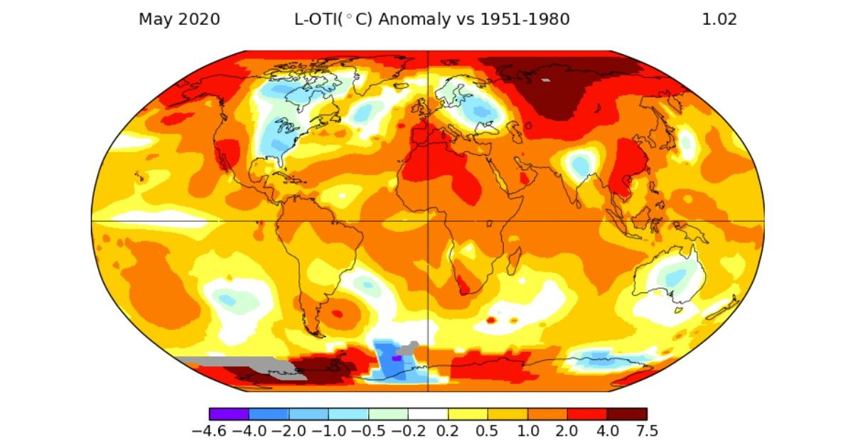 New Climate Data Predicts Breach of 1.5°C Global Heating Threshold