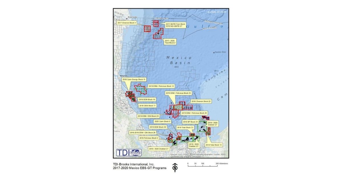 TDI-Brooks Completes Two Environmental Post-Operations Surveys in Mexico